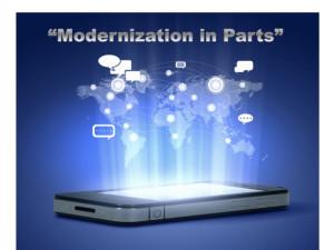 Modernization in Parts
